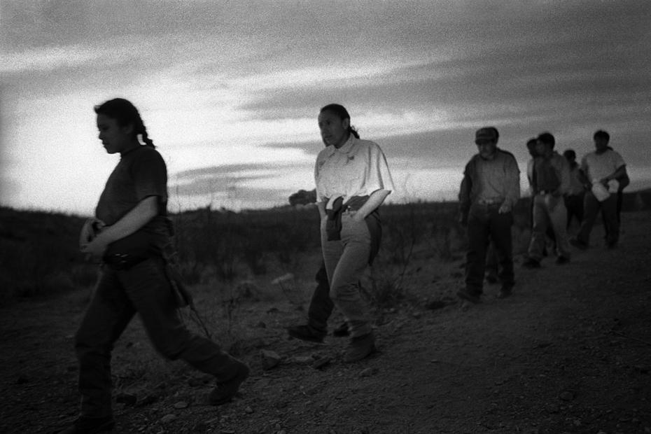 Agua Prieta, Sonora, May 2000