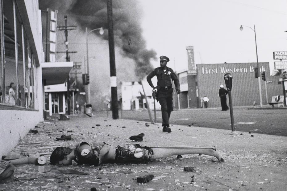 Watts Riots, 1965