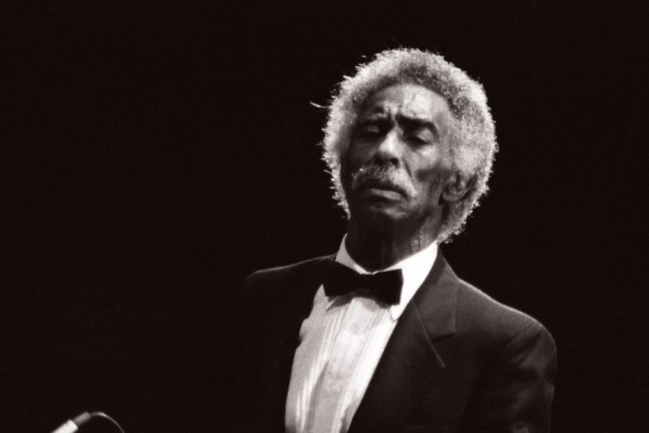 Gerald Wilson, Monterey Jazz Festival, 1998
