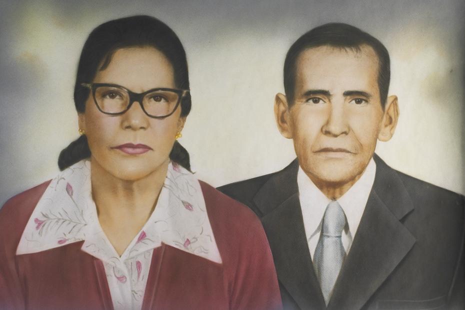 Portrait, Couple